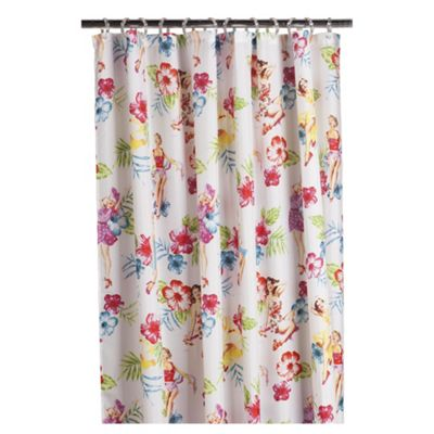 Tesco Shower Curtain Pin Up Girl - Buy Tesco Shower Curtain Pin Up Girl From Our Shower Curtains