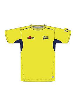 Samurai Sale Sharks Extreme Training Tee 16/17 - Fluo/Navy - Yellow