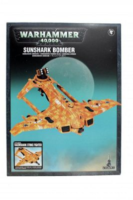 Warhammer Sun Shark Bomber Model Kit