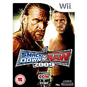 Wwe Smackdown Vs Raw 2009