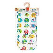 Baroo Burp Cloths pack of 3 (Ellefunk)