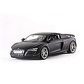 1:14 Remote Control Car - Black Audi R8 GT