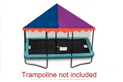 6ft x 9ft Rectangular Jumpking Circus Canopy Tr&oline Tent  sc 1 st  Tesco & Buy 6ft x 9ft Rectangular Jumpking Circus Canopy Trampoline Tent ...