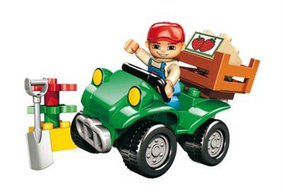 Lego 5645 Duplo - Farm Bike
