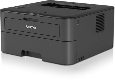 Brother HL-L2340DW Wireless A4 Mono Laser Printer with Duplex, 26ppm, 250 Tray