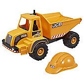 JCB Giant Dump Truck With Helmet