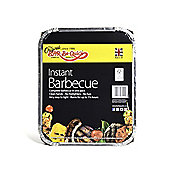 Bar-Be-Quick FSC Instant Disposable Charcoal Barbecue