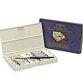 W&N - Awc 10X5ml Field Box