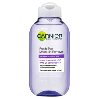 Garnier Clean & Fresh Eye Makeup Remover 125ml