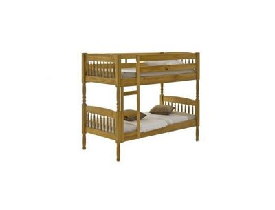 Verona Milano Short Length Kids Bunk Bed - Small Single