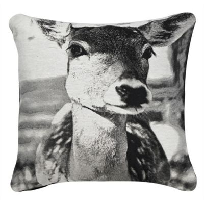 Doe Cushion - Black & White