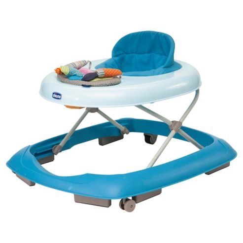 Chicco Paint Baby Walker, Blue