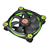 Thermaltake Riing12 Green Led Fan