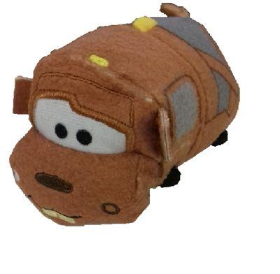 Disney Tsum Tsum Cars Mater