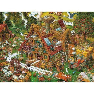Funny Farm -1500pc Puzzle