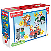 4 in 1 Shaped Puzzles - Puzzles - Fisher Price