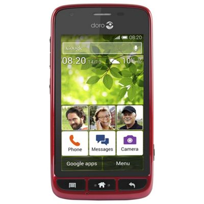 Doro Liberto® 820 Mini Red