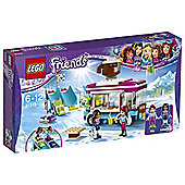 LEGO Friends Snow Resort Hot Chocolate Van 41319