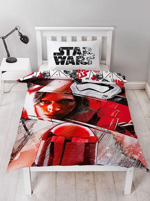 Star Wars Episode VIII Spawned Single Duvet Cover Set