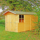 Finewood 7x13 Shed With Double Doors & Apex Roof