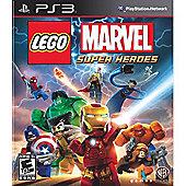 LEGO Marvel Super Heroes - Essentials - PS3