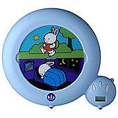 Kidsleep Child Sleep Trainer Alarm Clock - Blue