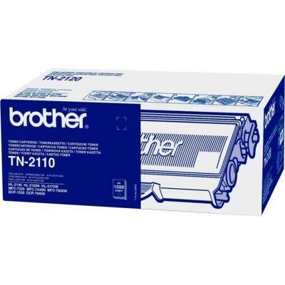 Brother TN2110 Black Toner Cartridge TN2110