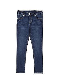 F&F Skinny Fit Jeans - Mid wash