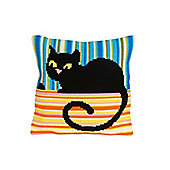 Collection D Art Ms Cool Cat Cushion Kit