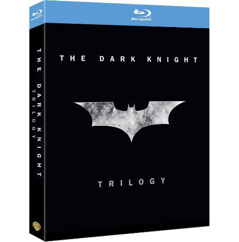 The Dark Knight Trilogy - Batman (Blu-Ray Boxset)
