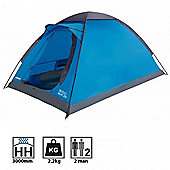 2 Man Beat 200 Camping Tent - River Blue - Vango
