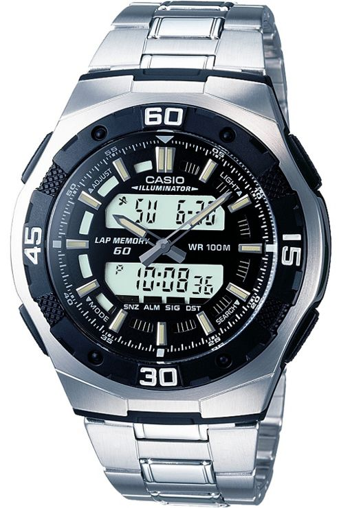 Casio Combination Watch AQ-164WD-1AVES