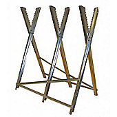 The Handy Budget Sawhorse