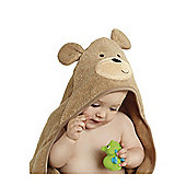 Jack the Bear  Hooded Baby Bath Towel