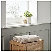 Fox & Ivy Egyptian Cotton Bathroom Textiles - Mink
