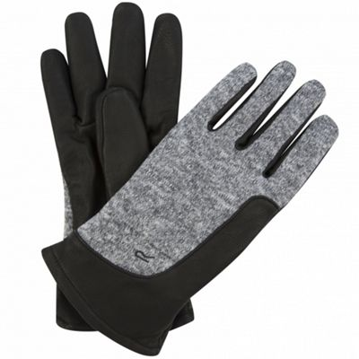 Regatta Mens Gerson Gloves Black M