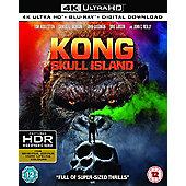 Kong Skull Island 4K Ultra HD