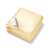 Beurer Luxury Single Heated Electric Overblanket