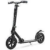Frenzy 205mm Pneumatic Scooter - Black