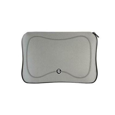 Crumpler Gimp 17 inch WideScreen Laptop Wrap - White/Silver