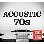 Various Artists - Acoustic 70'S (3Cd)