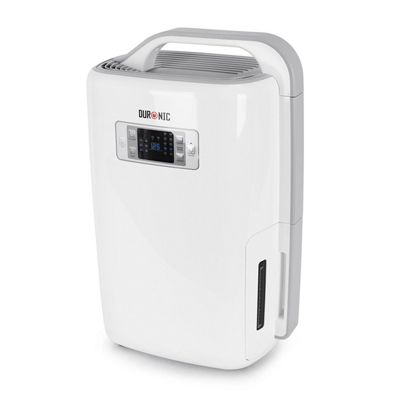 Duronic DH20 20Litre/Day Efficient 320W Smart Dehumidifier with Timer for Mould / Damp and Moisture Perfect for Your Home | School | Work