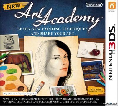 New Art Academy (3DS)