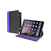 "Cygnett TekShell Slimline 12.9"" Folio Purple Tablet case for Apple iPad Air"