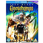 Goosebumps Blu-ray