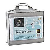 Junior Fine Bedding Company Travel Cot Liner