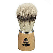 Kent Large Wooden Bristle Shaving Brush Large - Wood - VS70