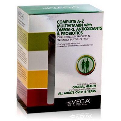 Vega Complete A-Z Multipack 30 Capsules