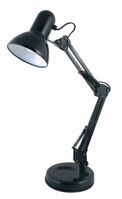 Home Essence Hobby 40W Desk Lamp in Black