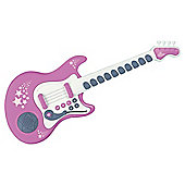 Carousel Rock Star Guitar Pink